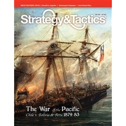 Strategy & Tactics 282 : War of the Pacific