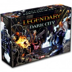 Legendary Marvel : Dark City Expansion