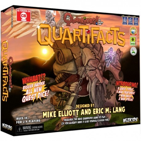 Quarriors : Quartifacts