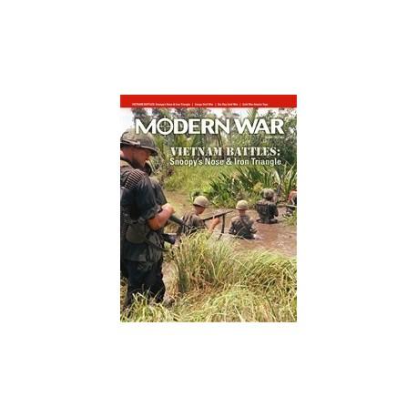 Modern War n°7 : Vietnam Battles