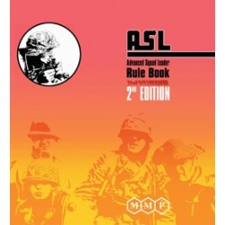 ASL Rule Book 2nd edition