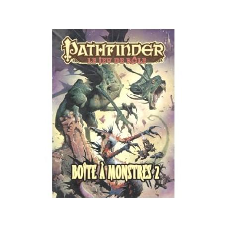 Pathfinder : La boite à Monstres 2