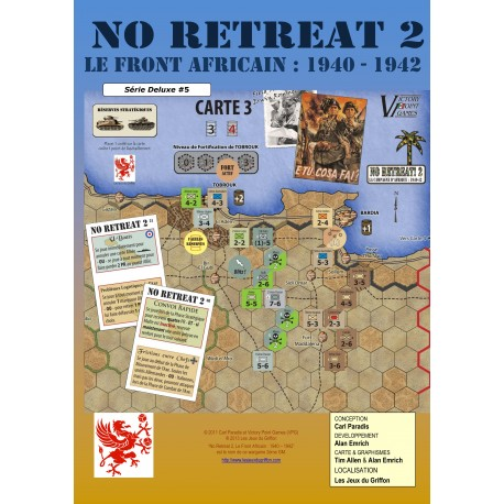 No Retreat 2