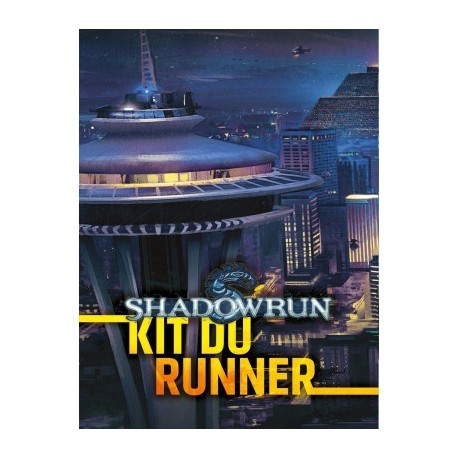 Shadowrun : kit du runner