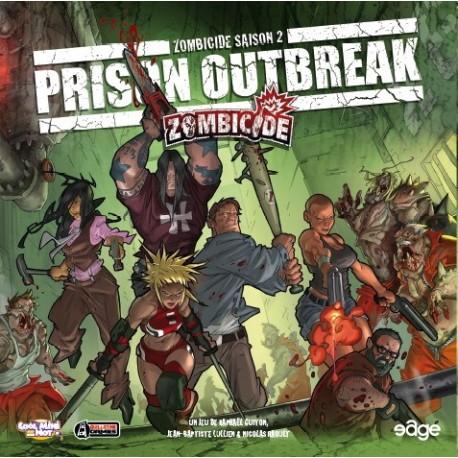 Zombicide Saison 2 Prison Outbreak