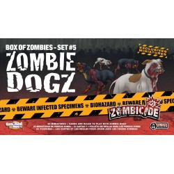 Zombicide Zombie Dogz pas cher