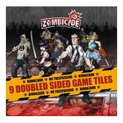 Zombicide Game Tiles