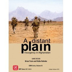 A Distant plain - 3rd printing