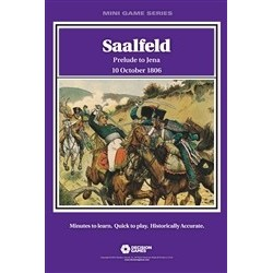 Mini Game - Saalfeld : Prelude to Jena