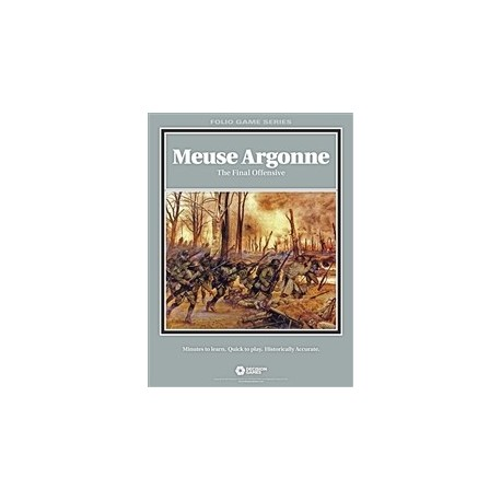 Folio Series - Meuse Argonne : The Final Offensive