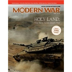 Modern War n°8 : Holy Land