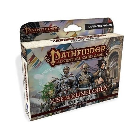 Pathfinder Adventure Card Game - Runelords exp.1