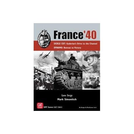 France'40 (décellophané)