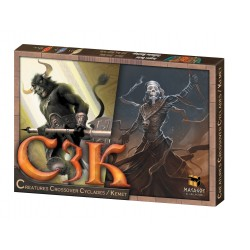 Creature Crossover Cyclades - Kemet