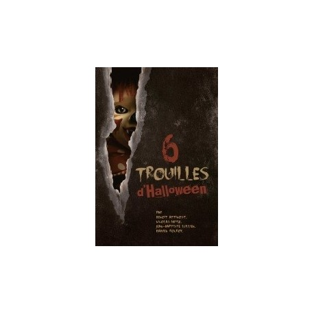 6 Trouilles d'Halloween