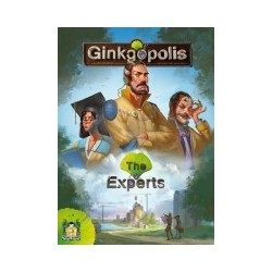 Ginkgopolis - Les experts