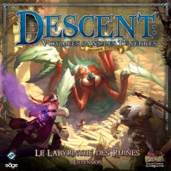 Descent : Le Labyrinthe des Ruines