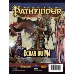 Pathfinder : écran du MJ
