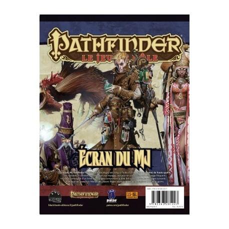 Pathfinder : écran du MJ édition limitée