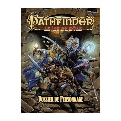 Pathfinder : Dossier de Personnage nouvelle edition