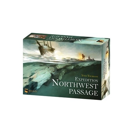Expédition : Northwest Passage