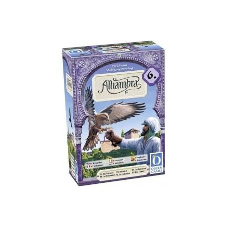 Alhambra Extension 6 - Les fauconniers