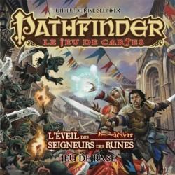 Pathfinder le jeu de cartes : l'éveil des seigneurs des runes - jeu de base