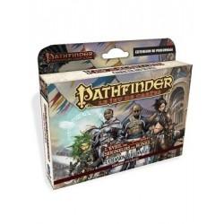 Pathfinder le jeu de cartes : l'éveil des seigneurs des runes - extension de personnages