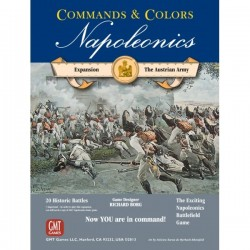 Commands & Colors: Napoleonics Expansion: The Austrian Army