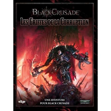 Black Crusade : Les griffes de la corruption