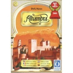 Alhambra - édition anniversaire