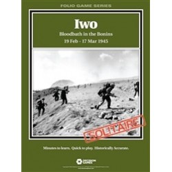 Iwo : Bloodbath in the Bonins - Folio Series