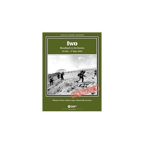 Folio Series - Iwo : Bloodbath in the Bonins