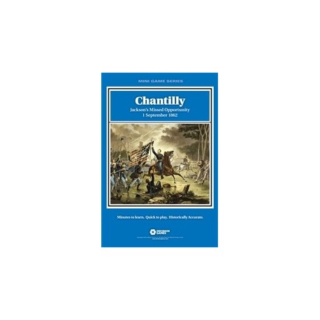 Mini Game - Chantilly: Jackson's Missed Opportunity