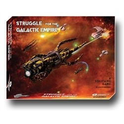 Struggle of the Galactic Empire 2nd printing