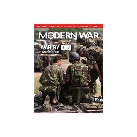 Modern War n°9 : War by Television