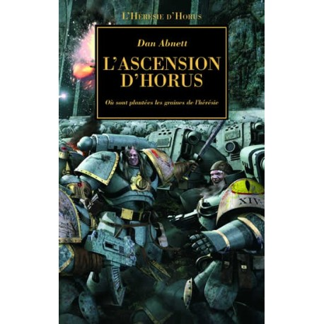 Roman 40k : l'ascension d'Horus