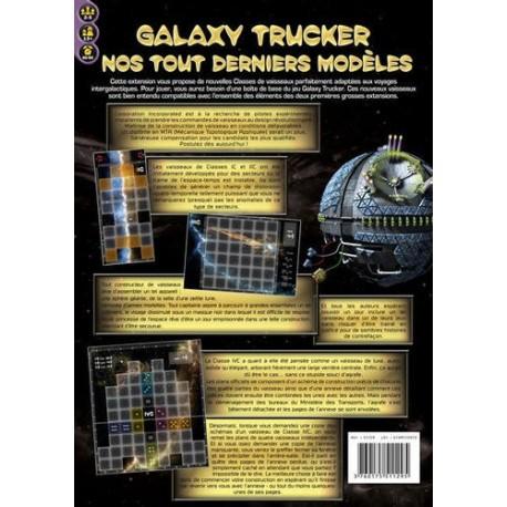 Galaxy Trucker : Nos tout derniers modèles
