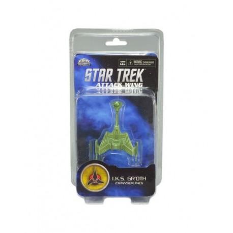 Star Trek Attack Wing pack : I.K.S. GR'OTH