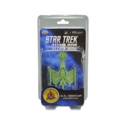 Star Trek Attack Wing pack : I.K.S. NEGH'VAR