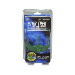 Star Trek Attack Wing pack : I.R.W. VALDORE