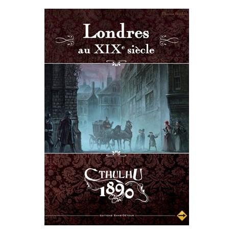 L'Appel de Cthulhu Cthulhu 1890 - Londres au XIX ème siècle