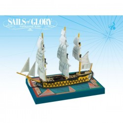 Sails of Glory - Commerce de Bordeaux 1784