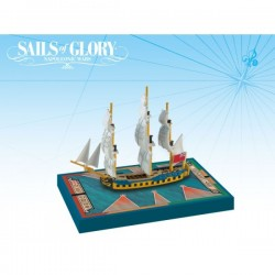 Sails of Glory - HMS Cleopatra 1779