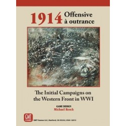 1914 - offensive à outrance