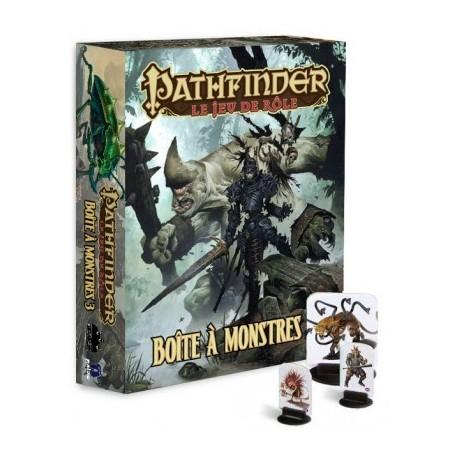 Pathfinder : La boite à Monstres 3