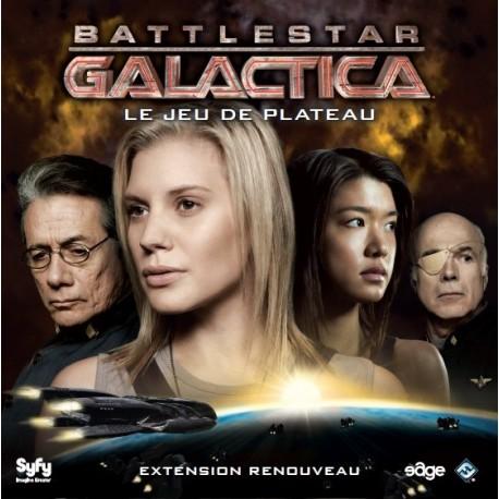 Battlestar Galactica : extension Renouveau