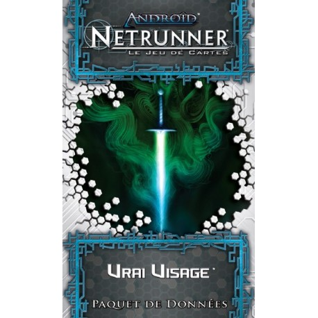 Android Netrunner - Vrai Visage