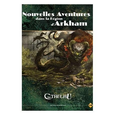 Cthulhu - Nouvelles Aventures dans la région d'Arkham