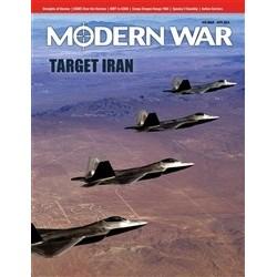 Modern War n°10 : Target Iran